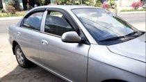 Bán Kia Spectra 2005, màu bạc, xe nhập, giá 120tr