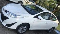 Cần bán xe Toyota Vios đời 2019, màu trắng, 496tr