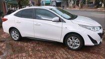 Cần bán gấp xe cũ Toyota Vios 2018, màu trắng