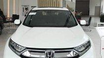 Bán Honda CR V sản xuất 2019, màu trắng, xe nhập