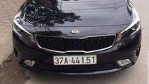 Cần bán Kia Cerato sản xuất 2019, màu đen, xe nhập