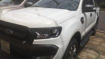 Bán Ford Ranger năm 2017 màu trắng, giá tốt nhập khẩu