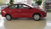 Bán ô tô Toyota Vios 1.5G năm sản xuất 2019, màu đỏ, giá 546tr