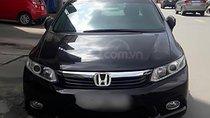 Bán xe Honda Civic 2013, màu đen giá cạnh tranh