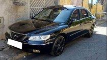 Bán Hyundai Azera 2008 tự động 2.7 full option, màu đen