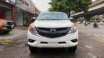 Bán ô tô Mazda BT 50 sản xuất năm 2015, màu trắng, nhập khẩu, giá 499tr
