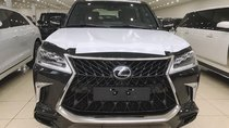 Bán Lexus LX570 Super Sport Autobiography MBS Edition 2019, 04 ghế Massage, xe giao ngay