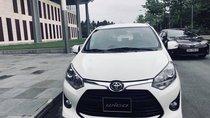 Bán Toyota Wigo G năm 2019, màu trắng, nhập khẩu Indo