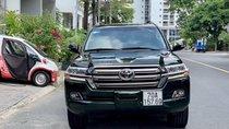 Cần bán Toyota Land Cruiser năm sản xuất 2016, màu đen, nhập khẩu