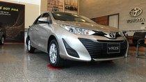 Bán Toyota Vios 2019 ưu đãi đặc biệt - Trang bị bộ DVD, camera de và bọc ghế