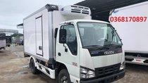 Bán ô tô Isuzu QKR 230 thùng đông lạnh tải 1T4