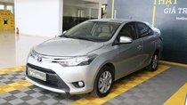 Bán xe Toyota Vios G 1.5AT đời 2018, màu bạc, giá 538tr