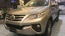 Chỉ từ 340tr trả trước, sở hữu ngay xe Toyota Fortuner 2019 số sàn mới, đầy đủ tiện nghi