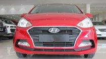 Cần bán Hyundai Grand i10 1.2L full năm sản xuất 2017, màu đỏ