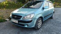 Bán Hyundai Getz 2009 không khoan đục taxi, 1 chủ biển Hà Nội 4 số giá rẻ