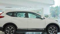 Cần bán Honda CR V đời 2019, màu trắng, nhập khẩu Thái Lan, giá tốt