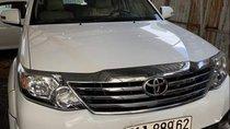 Chính chủ bán Toyota Fortuner TRD Sportivo 4x2 AT SX 2014, màu trắng