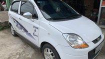 Bán gấp Chevrolet Matiz đời 2009, màu trắng, số tự động