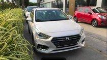 Bán Hyundai Accent sản xuất 2019, màu trắng, giá tốt