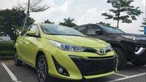 Bán Toyota Yaris năm 2019, màu xanh lục, nhập khẩu