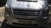 Cần bán Ford Transit Luxury 2014, màu bạc, 482 triệu