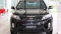 Cần bán gấp Kia Sorento đời 2017, màu đen, 825tr