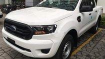 Bán Ford Ranger XL 4X4 2.2MT đời 2019, màu trắng, nhập khẩu
