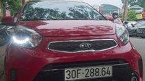 Bán xe Kia Morning 1.25 AT đời 2015, màu đỏ