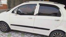 Cần bán gấp Chevrolet Spark sản xuất năm 2009, màu trắng, giá tốt