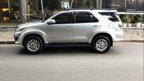Bán Toyota Fortuner 2.7 2013, màu bạc, xe trùm mềm ít đi 34,000 km, chạy lướt và êm