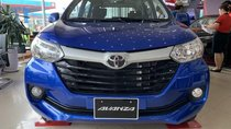 Bán Toyota Avanza 2019, màu xanh lam, nhập khẩu