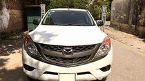 Bán Mazda BT 50 2.2L 4x4 MT 2014, màu trắng, nhập khẩu Thái Lan