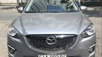 Bán Mazda CX 5 2.0AT đời 2014, màu bạc, xe gia đình