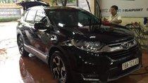 Chính chủ bán Honda CR V L đời 2018, màu đen