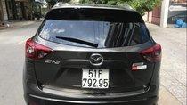 Bán Mazda CX 5 2.5 AT FWD đời 2016, màu đen
