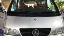 Bán Mercedes MT đời 2002, màu bạc, còn rất cứng, màu sơn zin, đồng không mục