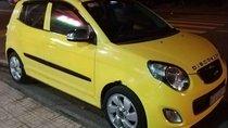 Bán Kia Morning năm sản xuất 2010, màu vàng, số tự động