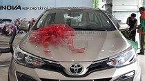 Bán Toyota Vios 1.5G sản xuất 2019, màu bạc giá cạnh tranh