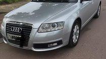 Bán Audi A6 đời 2009, màu bạc, nhập khẩu nguyên chiếc ít sử dụng, giá 625tr