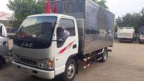 Bán xe tải JAC 2.4 tấn, thùng kín