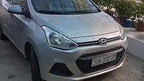 Cần bán lại xe Hyundai Grand i10 2016, màu bạc, nhập khẩu nguyên chiếc
