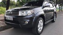 Cần bán xe Toyota Fortuner V 2010, màu xám