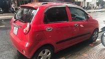 Cần bán gấp Chevrolet Spark năm sản xuất 2010, màu đỏ, nhập khẩu