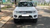 Gia đình cần bán xe Mitsubishi Pajero Sport 2016, số sàn, máy dầu