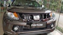 Mitsubishi Triton 4x2 AT 2019, giá đặc biệt tháng 6 tặng ngay bảo hiểm vật chất tới 10tr, gọi ngay nhận nhiều ưu đãi