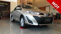 Bán Toyota Vios 2019 mới 100%, chỉ 170tr trả trước lái xe về, đủ màu, đủ tiện nghi