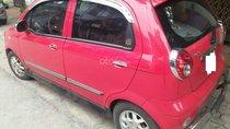 Bán Daewoo Matiz super năm sản xuất 2008, màu đỏ, nhập khẩu