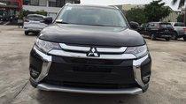 Bán Mitsubishi Outlander 2.4L Premium đời 2019, màu đen, xe nhập, giá cực tốt
