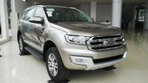 Ford Everest 2019, trả trước 10%, giao ngay