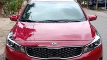 Cần bán xe Kia Cerato 2018 số tự động, màu đỏ, BSTP chính chủ